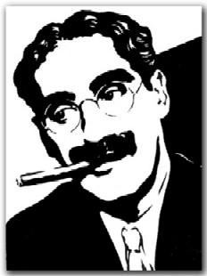 Grandes frases de Groucho Marx